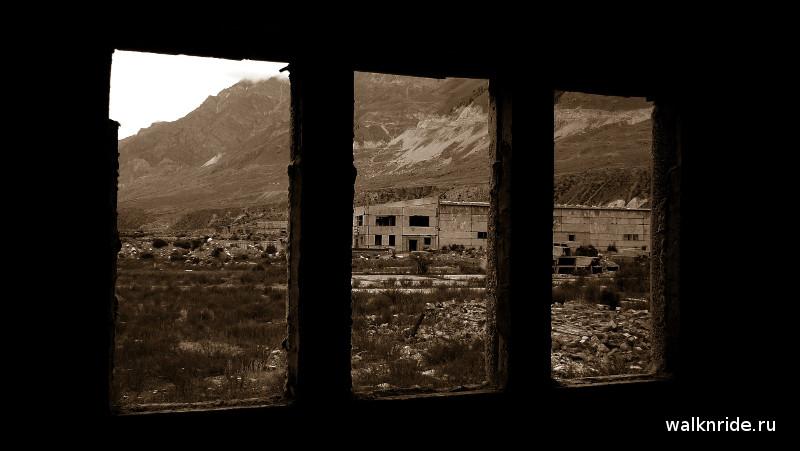 Мертвый город Иныльчек