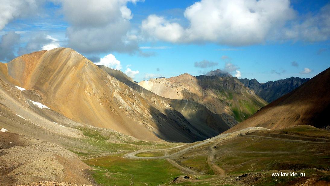 Путешествие по Киргизии. Дорогой на Хан-Тенгри