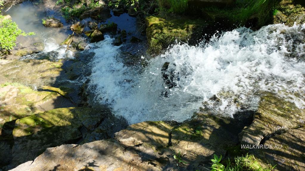 Водопад Бучило