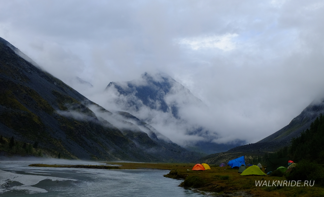 Nature Hike обзор палатки