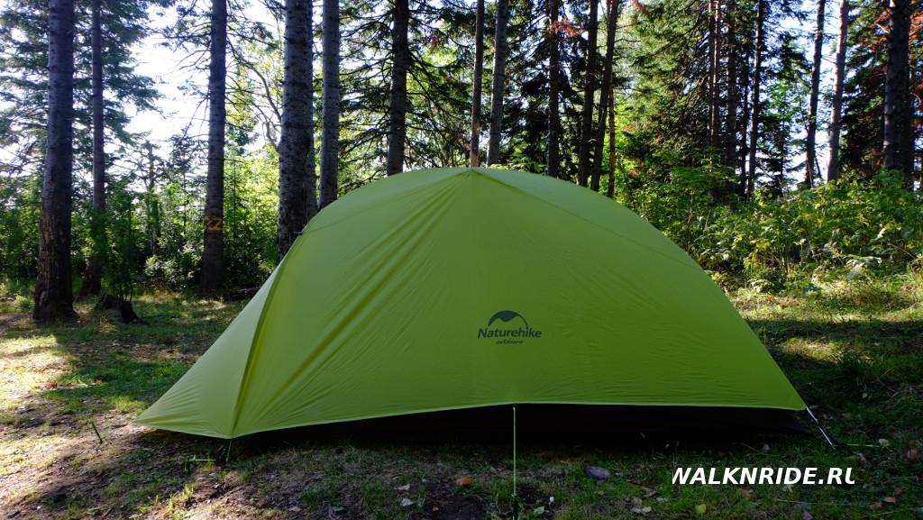 Обзор палатки Nature Hike