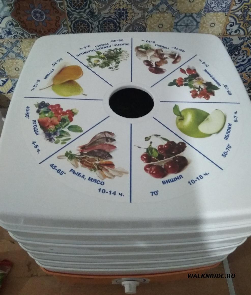 Сушилка овощей Ротор